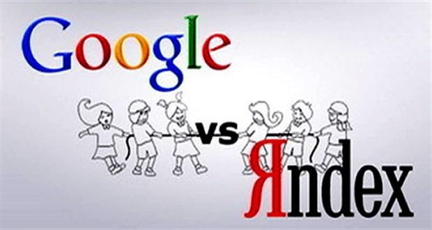 «Яндекс» против Google! Битва поисковых систем продолжается